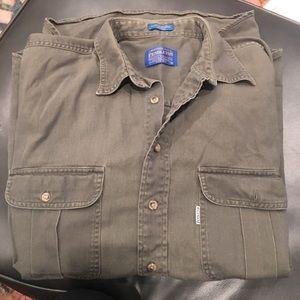 Pendleton men's large vintage shirt nice shape